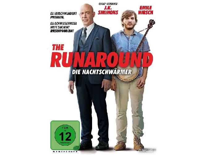 Gewinnspiel: THE RUNAROUND auf DVD