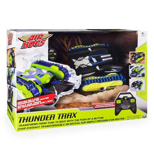 Adventskalender Tür 12: Thunder Trax von Spin Master