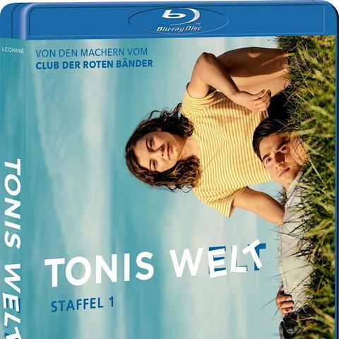 Gewinnspiel: TONIS WELT auf Blu-ray