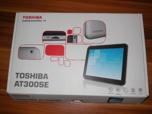 Toshiba AT300SE Tablet (1)