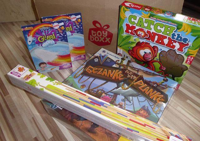Produkttest: Toy Boxx August / September 2021
