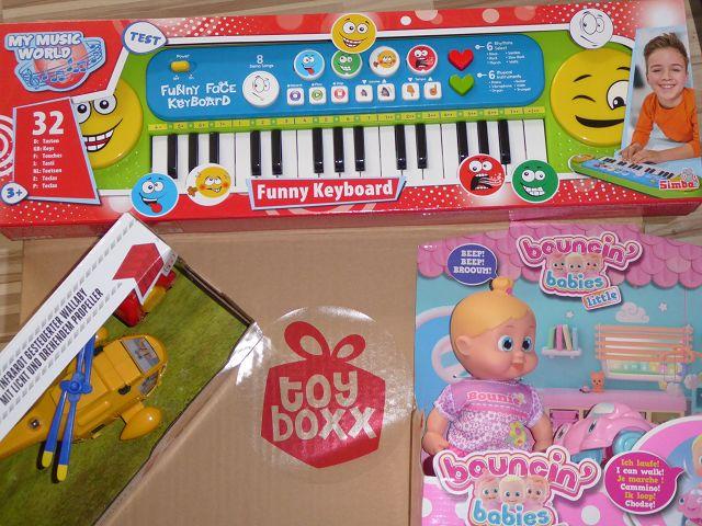 Produktest: Toy Boxx der Simba Dickie Group
