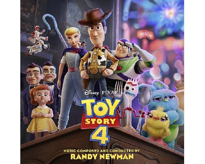 Gewinnspiel: Toy Story 4 Soundtrack