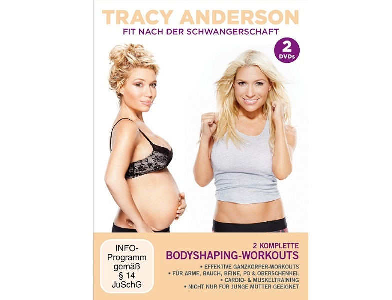 Tracy Andersen Fit nach der Schwangerschaft - Tester gesucht: Tracy Andersen Fit nach der Schwangerschaft