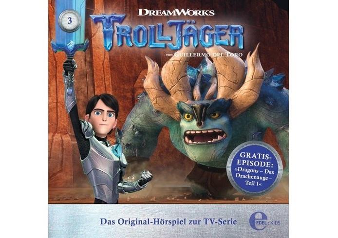 Gewinnspiel: Trolljäger – Folge 3: Sieg oder Niederlage als Hörspiel