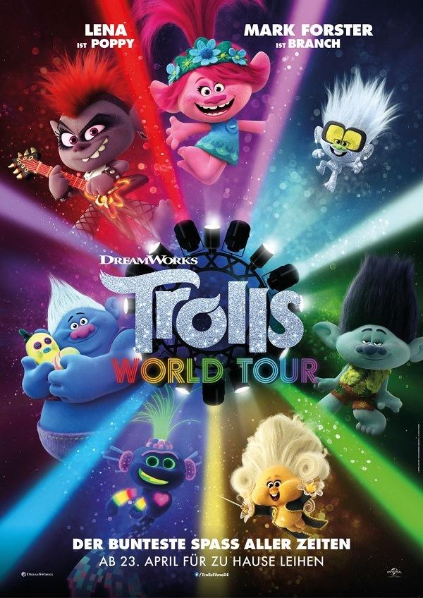 Gewinnspiel – Trolls World Tour