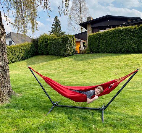 Tropilex Hängematte – entspannt in den Feierabend schaukeln