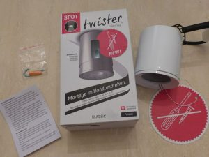 Twister Lighting 4 300x225 - Tester gesucht: Twister Lighting - Deckenleuchte