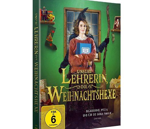 Gewinnspiel: UNSERE LEHRERIN, DIE WEIHNACHTSHEXE