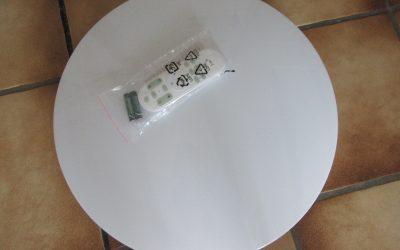 VINGO Deckenleuchte 3 400x250 - VINGO® 50W LED dimmbare Deckenleuchte mit Sternenhimmel