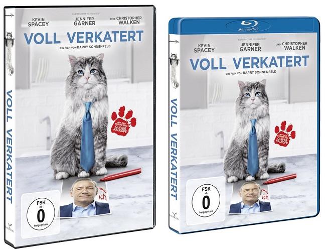 Gewinnspiel: VOLL VERKATERT