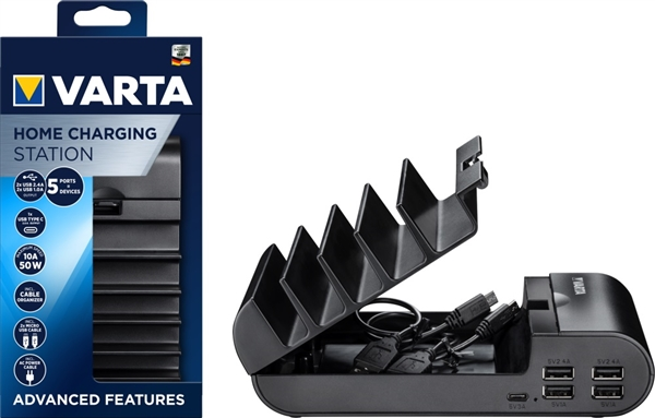 Varta Home Charging Station Test 1 - Produkttest: Varta Home Charging Station