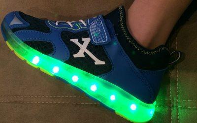 Venice Sneaker mit Licht 4 400x250 - Produkttest: Venice Sneaker mit Licht