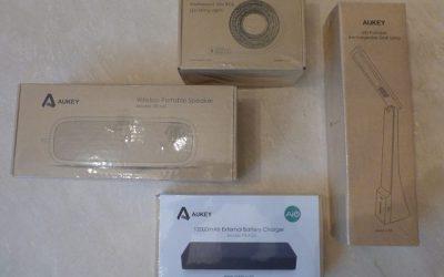 Verschiedene Produkte von Aukey 3 400x250 - Produkttest: Verschiedene Produkte von Aukey im Test