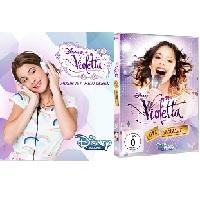 Violetta Fanpaket Gewinnspiel