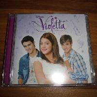 Soundtrack zur neuen Disney Channel Serie Violetta