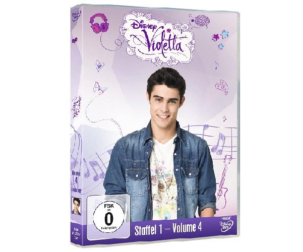 Gewinnspiel: Violetta Staffel 1, Teil 2