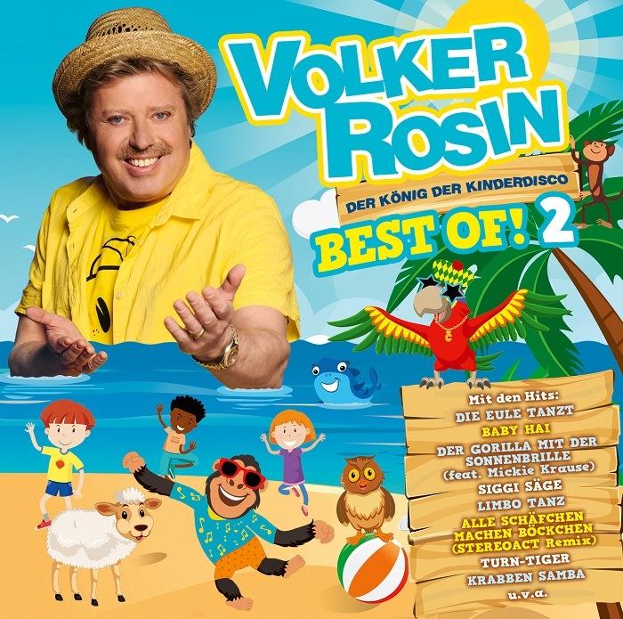 Gewinnspiel – Rezension – Volker Rosin – Best of! 2