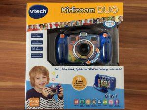 Kidizoom VTech Test: Vtech Kidizoom Duo