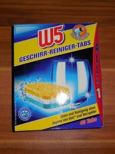 W5 Geschirr Reiniger Tabs (1)