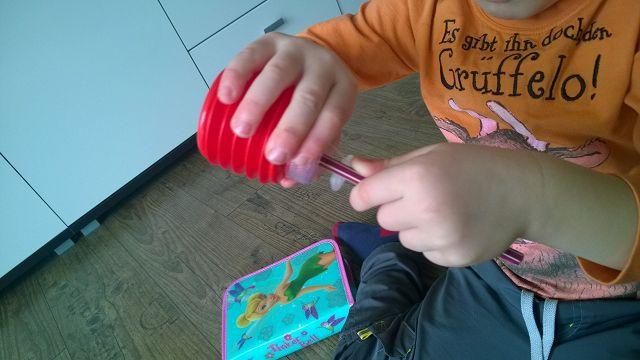 Linkshänder-Schulsachen von Wedo im Test
