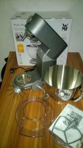 WMF Profi Plus Küchenmaschine im Test (2)