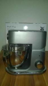 WMF Profi Plus Küchenmaschine im Test (3)