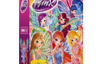 WORLD OF WINX - Staffel 1 & 2 als DVD-Box