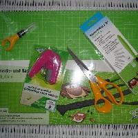 Wedo Bastel Werkzeug im Test 1 - Bastelzeit - mit WEDO