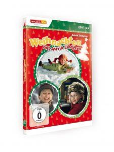 Weihnachten mit Astrid Lindgren 225x300 - Gewinnspiel/Rezension - Astrid Lindgren