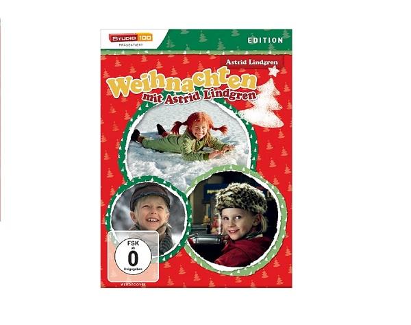 Adventskalender, 1. Türchen: Weihnachten mit Astrid Lindgren