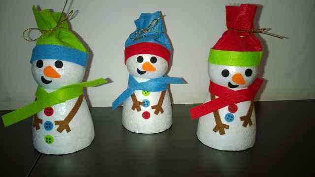 Weihnachtsdeko basteln mit Baker Ross 7 - Weihnachtsdeko basteln mit Baker Ross