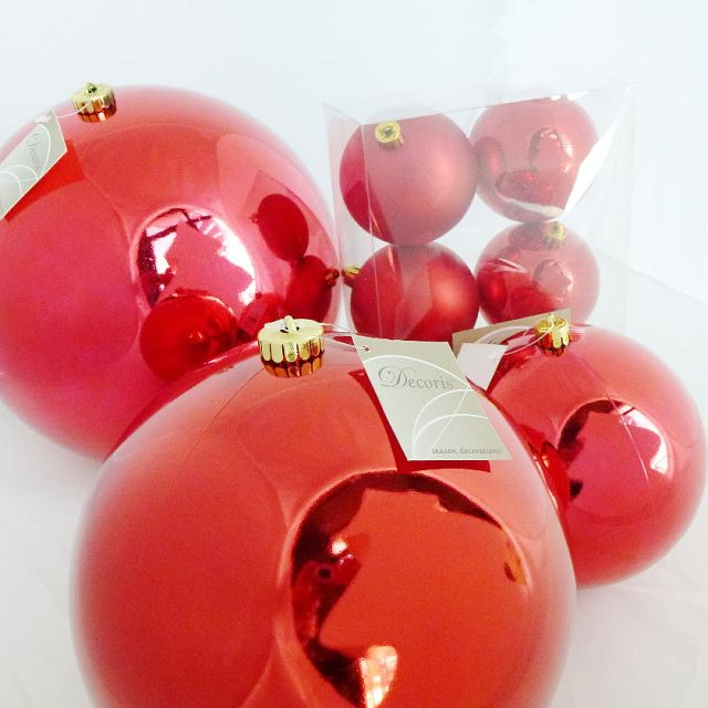 Adventskalender t r 2 weihnachtskugeln famil s die testfamilie - Besondere weihnachtskugeln ...