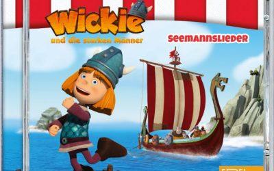 Wickie und die starken Männer - Seemannslieder
