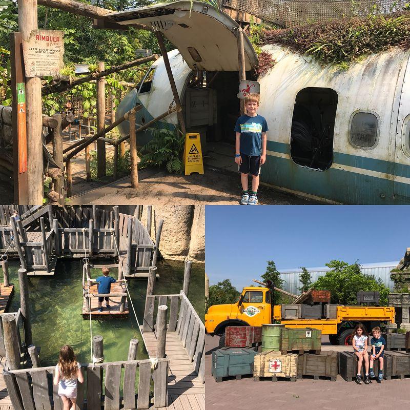 Familien Ausflugstipp: Wildlands in Emmen