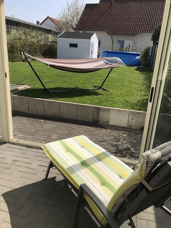 Unsere wohlf hloase wintergarten mit stimmungsvoller - Whirlpool temperatur sommer ...