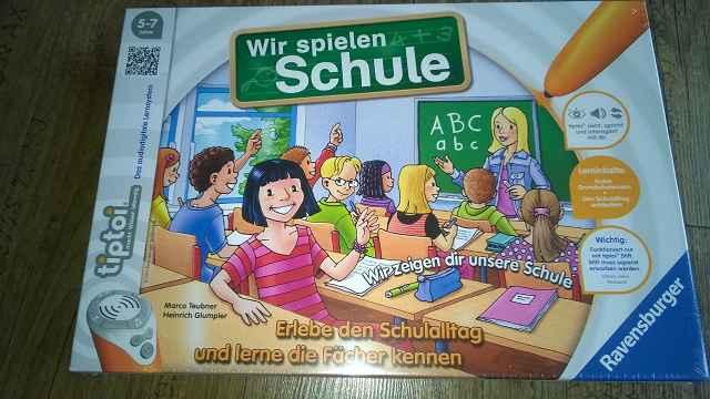 Wir spielen Schule (1)