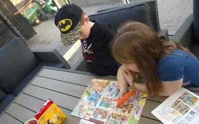 Wir spielen Schule 3 400x250 - Rezension: tiptoi Spiel Wir spielen Schule