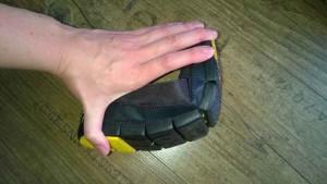Women's Stretch Sole Microsuede Flat 5 300x169 - Produkttest: Women's Stretch Sole Microsuede Flat