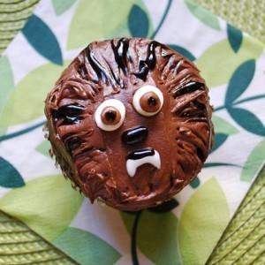 Wookiee-Cupcakes