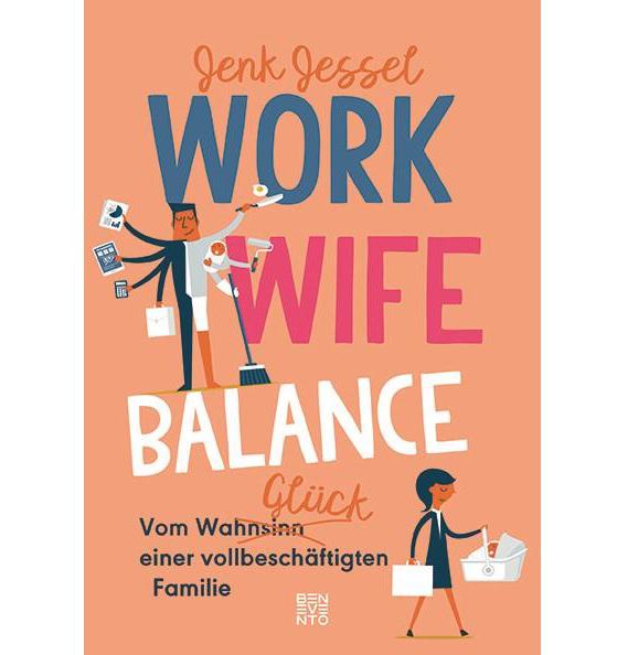 Tester gesucht: Work-Wife-Balance von Jenk Jessel