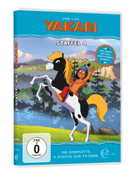 Yakari 4. Staffel 600x770 468x600 - Gewinnspiel Yakari Staffel 4