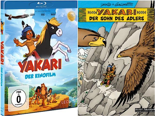 Gewinnspiel: Yakari – der Kinofilm