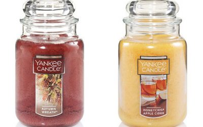 Yankee Candle Herbst-Düfte