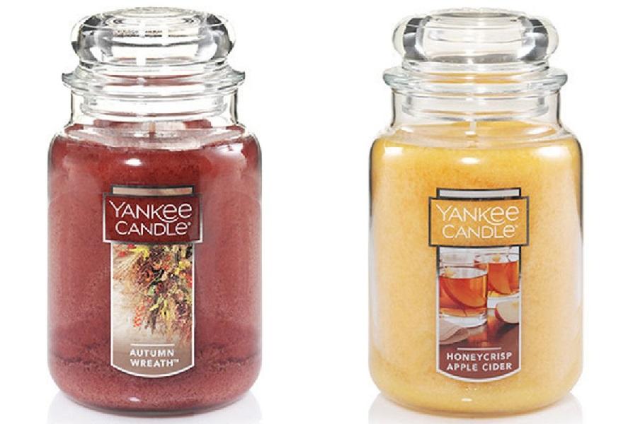 Die besten Herbstkerzen von Yankee Candle