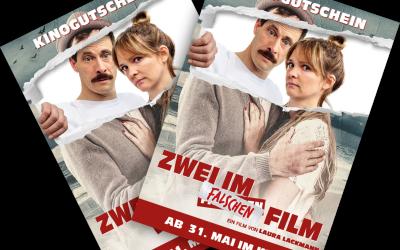 Zwei im falschen Film - Filmkritik