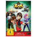Zak Storm Original-DVD Staffelbox