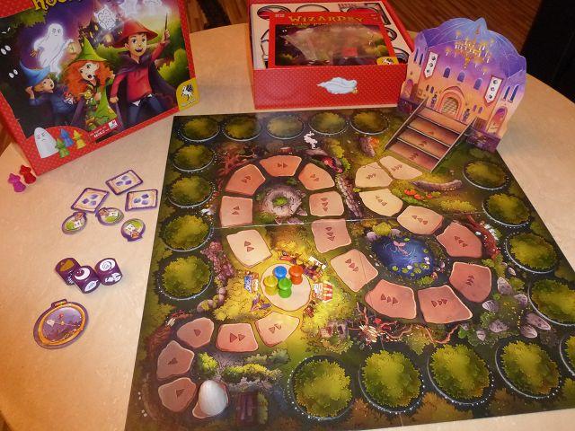 Gewinnspiel: Zauberei hoch drei von Pegasus Spiele