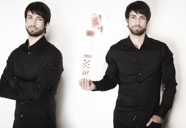Magie zum Anfassen – Zauberer Oliver Henke