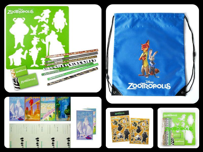 Zoomania Gewinnspiel